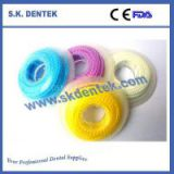 Dental Orthodontic Elastic Power Chain, elastomeric e chain for dental orthodontics