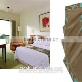 Factory Manufactural Wholesale Design Decorative High Quality Hotel King Size Bed Runner