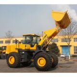 ZL6t mine wheel loader with different attachments