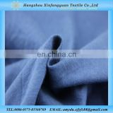 combed cotton jersey fabric