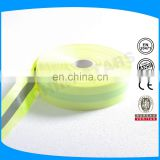 high visibility reflective ribbon for apparel