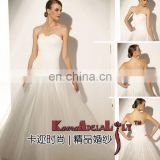 EB973 tulle and lace wedding dress pretty and attractive wedding gown ball gown bridal dress