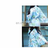 Traditional Women's Clothing Japanese Peignoir