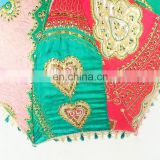 Wholesale Garden Handmade Umbrellas Outdoor Patios Hand Embroidery Rajasthani Indian Parasol