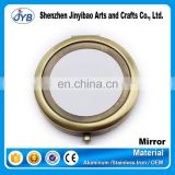 personalized compact mirrors photo frame pocket mirror for sale
