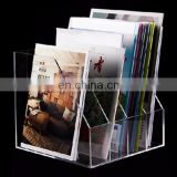 acrylic book stands Book Document Display Holder