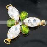 Decorative Bling Rhinestone Shoe Accessories Chain For Sandals Accessoires Shoe Jewelry Chains
