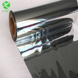 Metalized film roll metallic plastic PET film for laminated and packaging