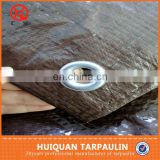 all purpose tapaulin sheet with pp rope and eyelet