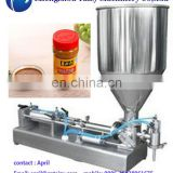 tomato paste filling and packing machine Peanut paste filling machine for paste making line