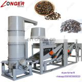 Melon Pumpkin Sunflower Seed Hulling Shelling Shell Removing Peeling Separating Hemp Seeds Dehulling Machine for Sale