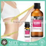 Skin care slimming oil of taiwan wholesale body oils distributors