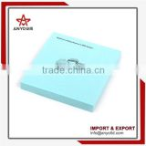 Hot sell new design factory price color cube sticky notes