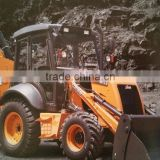 CASE 851 BACKHOE LOADER -4WD