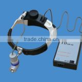 Rechargeable LED Headlight TD10002 with Li-battery for Surgical Examination and ENT, Dental and Plastic operation
