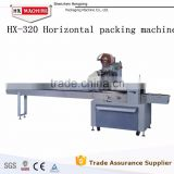 Automatic Moist Towelette Horizontal Flow Wrapping Machine With CE Certification