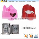 plastic potty chair toilet for babies and children injection mold maker