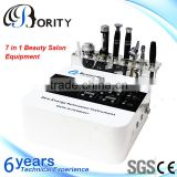 Skin Analysis Bority 7 In 1 Diamond Microdermabrasion And Oxygen Spray Facial Skin Care Machine For Sale Oxygen Facial Machine