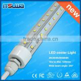 tube8 free sex videos the free porn tube 8ft 44w AC100V-240V SMD2835 V Shape Led freezer cooler door light /8ft led tube light