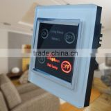 X10 light switch with led backlight touch panel                                                                         Quality Choice