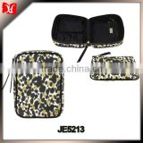 ladies' cosmetic bags / wholesale leopard printing cosmetic cases