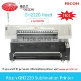 Inquiry about Yaselan Factory Manufactures CE Certificate Ricoh GH2220 Sublimation Printer