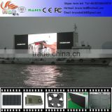 RGX P10 China factory price outdoor advertising hd full color giant screen led giant display