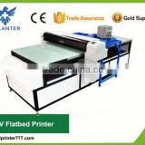 Factory supply color dx5 ink tank inkjet printer,top sell uv flatbed printer for souvenirs
