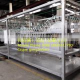 300-500 chickens slaughtering line, poultry slaughtering equipment, halal poultry slaughtering machine