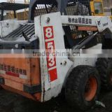 used good condition BOBCAT 853 wheel loader in cheap price for sale