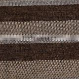 High quality stripe 100% linen fabric wholesale