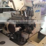 Juki MO-6714S used second hand Industrial 4/5Thread Overlock industrial Sewing Machine with good condition
