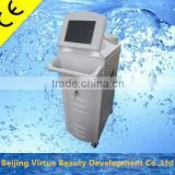 Excellent cooling sytem of Alexandrite laser hair removal/pigment removal beauty equipments
