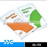 JJC CL-T3 Cleaning Wipes Set For DSLR Camera Lens