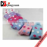 Wholesale women men colorful bed sleeping socks soft cosy microfiber socks for unisex                                                                         Quality Choice