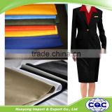 Twill 3/1 Dyeing 100% Cotton Drill Office Uniform Fabric Sale By Bulk