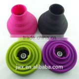 manufacturer collapsible hot diffuser for hair dryer silicone
