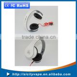 Wired Headphone Over-ear Handset HiFi Stereo Earphone Buit-in Microphone Turn/on Button as Promotional Gifts