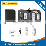 Competitive Promotional Gift Expand Potential Marketing with USB Kits Travel Set Portable Computer Mobile Chargers