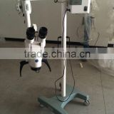 high quality cheap prices LED ENT dental surgical operation microscope LZJ-6E/6ET/6EQ (CE,ISO, Factory)