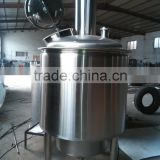 China RJ 500l 1000l 2000l large beer brewing device,micro alcohol brewery equipment,industrial beer plant for sale
