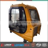 Guangzhou excavator supplier driving excavator operator PC210-6 cabin assy