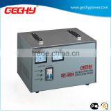 SVC-10000VA motor single phase servo type Meter display electromechanical control automatic AC voltage regulator/stabilizer/AVR