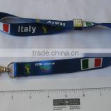 2014 world cup lanyard with team logo