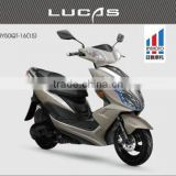 125cc gas 4 stroke scooter 2014 new style & gas motorcycles 2 stroke with EEC,sea scooter,freego scooter
