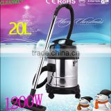 stainless steel barrel commercial/industry/hotel/home cleaning vacuum cleaner made in china