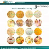 Full automatic panko bread crumbs making machine/bread crumb powder/crumb cutter machine