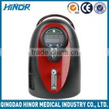 High pressure health care rechagable oxygen generator