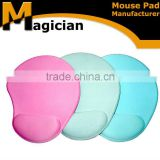 high quality comfortable memory foam wrist rest mouse pad