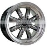 aluminum aftermarket wheels /rims for car F668021